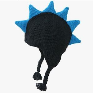 Born to Love   Mohawk Hat with Spikes